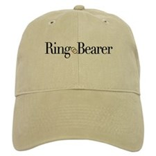Ring Bearer Baseball Cap