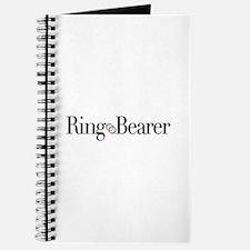 Ring Bearer Journal