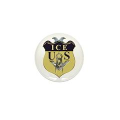 Mason ICE Mini Button (10 pack)