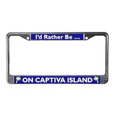 I'd rather be on Captiva Island