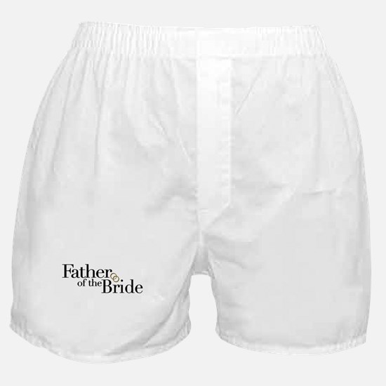 Father of the Bride Boxer Shorts