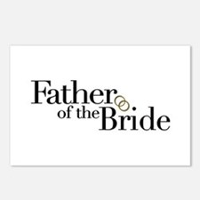 Father of the Bride Postcards (Package of 8)