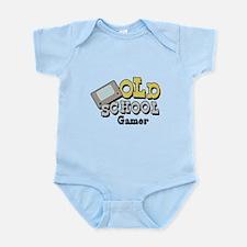 Old School Gamer Infant Bodysuit