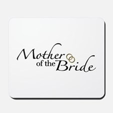 Mother of the Bride (Wedding) Mousepad
