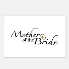 Mother of the Bride (Wedding) Postcards (Package o