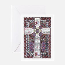 Twenty-third Psalm 5 x 7 Card