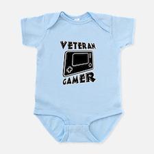 Veteran Gamer Infant Bodysuit