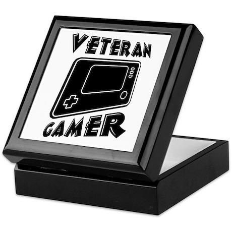 Veteran Gamer Keepsake Box