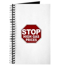 Stop High Gas Prices Journal