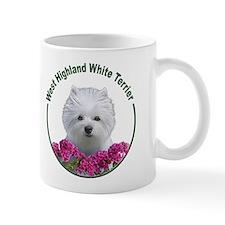 Westie Circle Mug