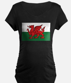 Flag of Wales T-Shirt