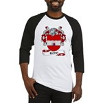 Bridge Family Crest Baseball Jersey