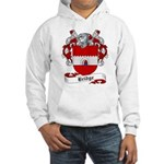 Bridge Family Crest Hooded Sweatshirt