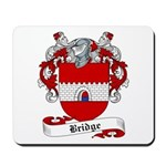 Bridge Family Crest Mousepad