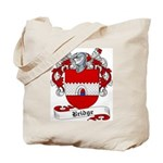 Bridge Family Crest Tote Bag
