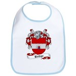 Bridge Family Crest Bib