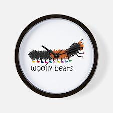 Woolly Bears Clock