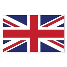 Flag of the United Kingdom Decal