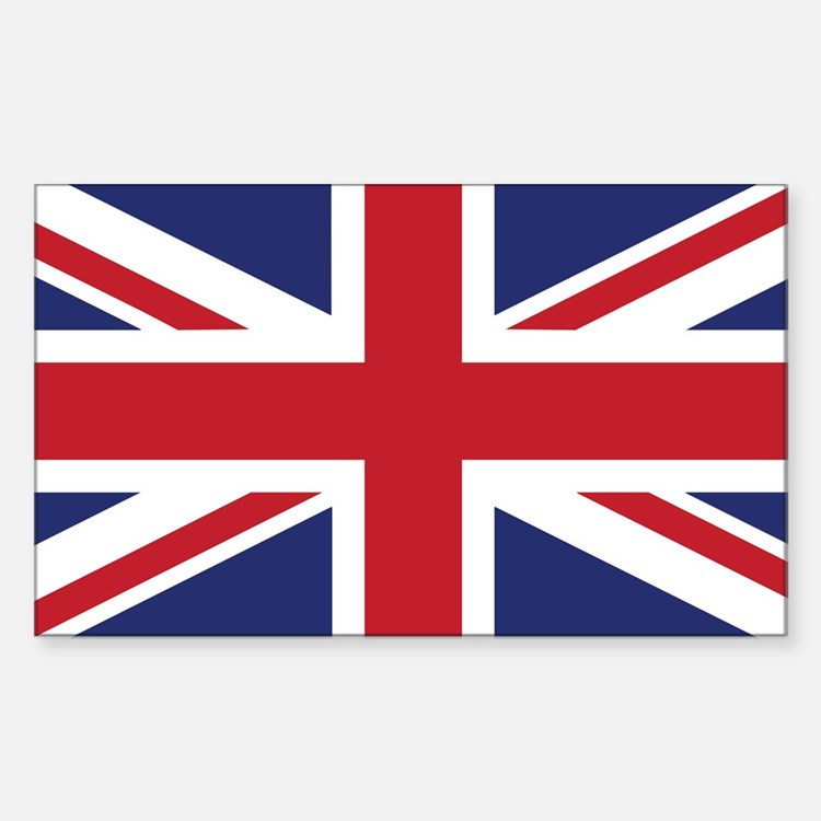Flag of the United Kingdom Decal
