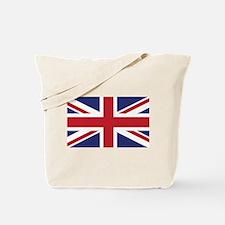Flag of the United Kingdom Tote Bag