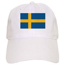Flag of Sweden Baseball Cap