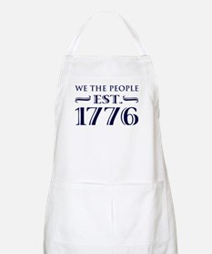We The People - Est. 1776 BBQ Apron
