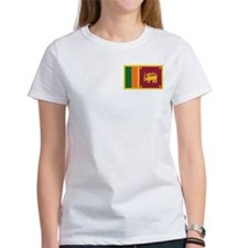 Flag of Sri Lanka Tee
