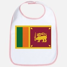 Flag of Sri Lanka Bib