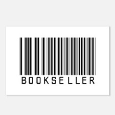 Bookseller Barcode Postcards (Package of 8)