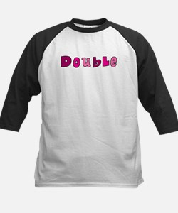 Double Kids Baseball Jersey