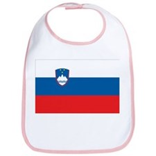 Flag of Slovenia Bib