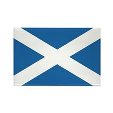 Flag of Scotland Rectangle Magnet