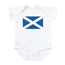 Flag of Scotland Infant Bodysuit