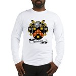 Brisbane Family Crest Long Sleeve T-Shirt