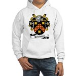 Brisbane Family Crest Hooded Sweatshirt