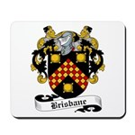Brisbane Family Crest Mousepad