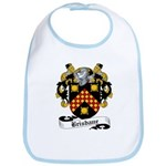 Brisbane Family Crest Bib