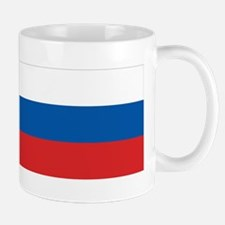 Flag of Russia Mug