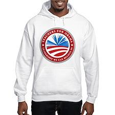 Teachers For Obama Hoodie