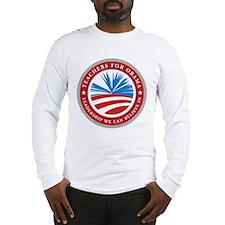 Teachers For Obama Long Sleeve T-Shirt