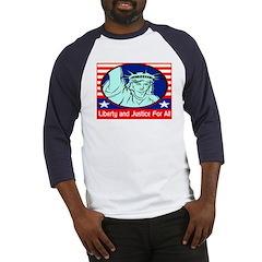 Lady Liberty Baseball Jersey