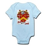 Broun Family Crest Infant Creeper