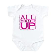 ALL MIXXED UP Infant Bodysuit