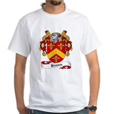 Brown Family Crest Shirt