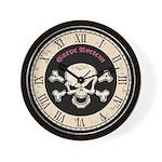 Carpe Noctern Wall Clock