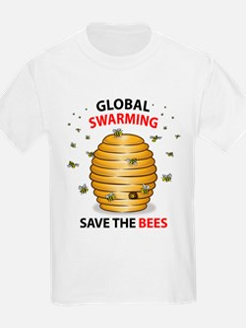 Save The HoneyBee Environmental T-Shirt