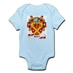 Bryce Family Crest Infant Creeper