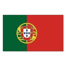 Flag of Portugal Decal