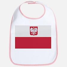 Flag of Poland Bib