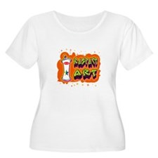 Respect Art T-Shirt